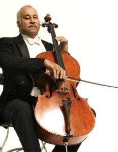 Garfield Moore, Classical Cello