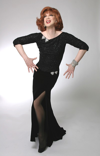 The fabulous Charles Busch