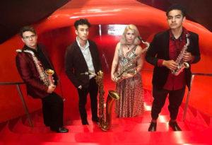 Zelos Saxophone Quartet